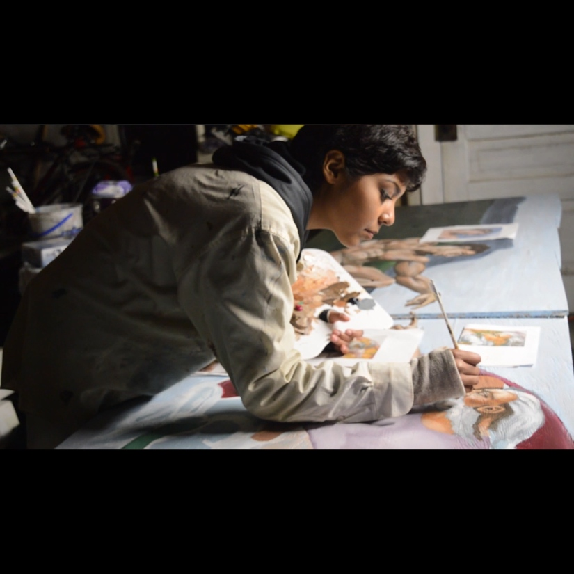Artist Spotlight: ThaliaMatthews